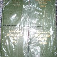 Woordenboek Spaans, Frans , Engels, Duits groene kaft NIEUW