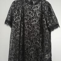 2-delig zacht kanten shirt L