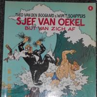 Sjef van Oekel stripboek