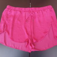 sportbroekje glimmend roze M