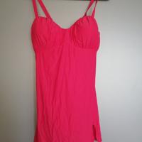 badpak jurkje in 1 roze L/XL
