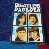 beatles dagboek boek