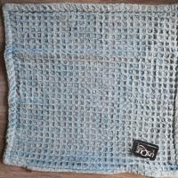 kussenhoes zeeblauw merk: babet nieuw in verpakking