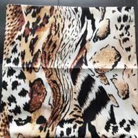set van 2 x kussenhoes dierenlook