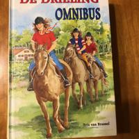 Omnibus De Drieling ( 10+) Trix van Brussel 3 in 1