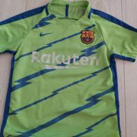 voetbal shirt + broek Nike Messi 10 maat 140