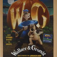 Filmposter Wallace & Gromit (uit 2005)