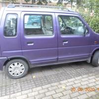 Suzuki Wagon R benzine