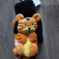 nieuw peuter/kleuter wanten met tijger