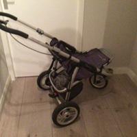 Quinny kinderwagen/buggy