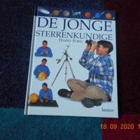 De jonge sterrenkundige