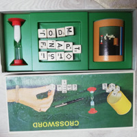gezelschapsspel Crossword