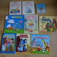 Prentenboeken en voorleesboeken peuters kleuters Voorlezen
