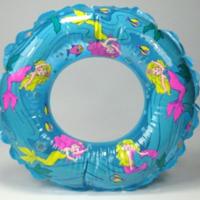 zwemband zeemeermin voor 3 -7 jaar oud