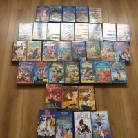 Disney videobanden classics video band origineel + vervolg