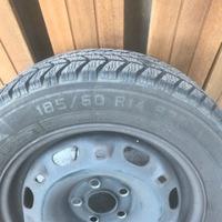 BANDEN 185/60/R14 82T ( OP VELGEN) - 8MM profiel - VW