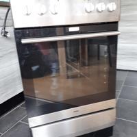 Inductie kookplaat inclusief oven