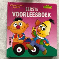 Sesamstraat Babies : eerste voorleesboek Bert Ernie Grover