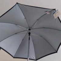 universele parasol kinderwagen / maxicosi donkerblauw