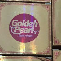 Golden Pearl Beauty Fairness Creme cream per stuk