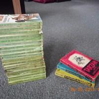 Tarzan boeken pockets