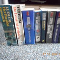 Robert Ludlum boeken