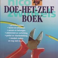 Doe het zelf boek ( Nico Zwinkels ) klussen huis