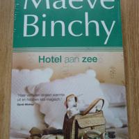 Maeve Binchy : hotel aan zee. ( nieuw in folie ) . Ierland.