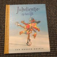 Gouden boekje : Jubelientje op het ijs  Hans Hagen