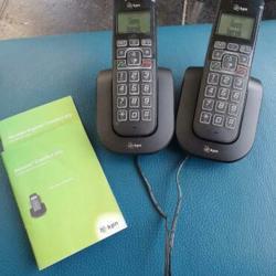Telefoontoestel DECT Telefoontoestel DECT KPN Arizona comfort 300