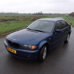 BMW 316 3-serie e46. Zeer mooi