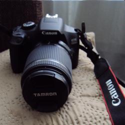 Z.G.A.N.Canon Camera EOS 1300D Groot Model Met Telelens