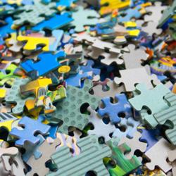 Legpuzzels 1000 stukjes