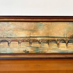 Maasbrug te Maastricht van voor de oorlog