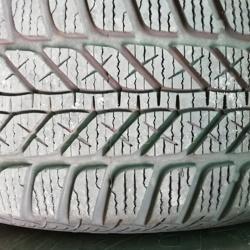 Winterbanden M&S 205/65R15 94 H merk Fulda op stalen velgen