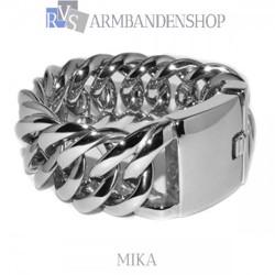 Div rvs heren of dames stoere armbanden stalen sieraden