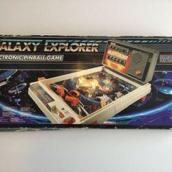 Kwong Wah Toys - Flipperkast Galaxy Explorer - 1980-1989 - C