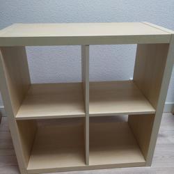 IKEA kallax kast 77x77x39