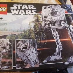 LEGO Star Wars Imperial AT-ST 2006 10174 ( Compleet)