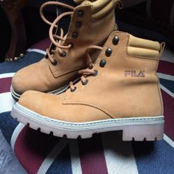 Leren FILA schoenen 40