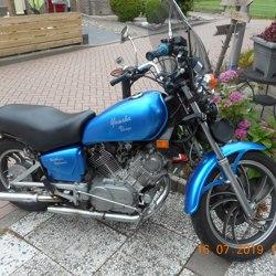 Yamaha virago 750 cc