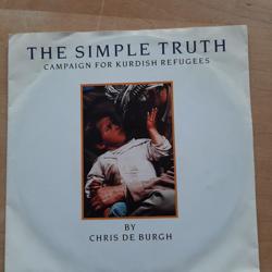 CHRIS DE BURGH single