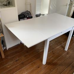 Ikea uitschuifbare tafel