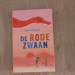 kinderboek....de rode Zwaan