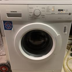 Siemens wasmachine bijna nieuw