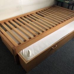 Bedbank voor 1 of 2 personen