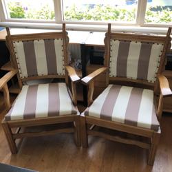 2 fauteuiltjes