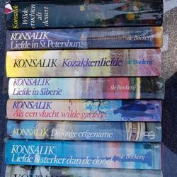 Romans, Konsalik