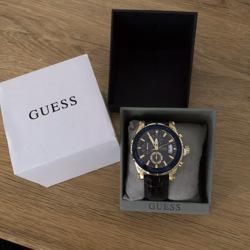 GUESS horloge chronograph unisex