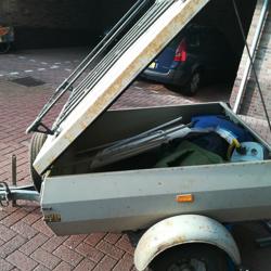 Bagage karretje